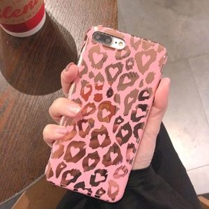NEW iPhone 11/Pro/Max/XR/7/8/Plus Leopard case